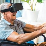 Virtual reality to improve patient experience in health care
